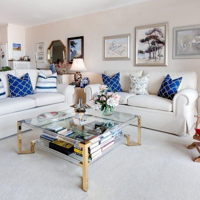 apartment lounge, living room, furniture